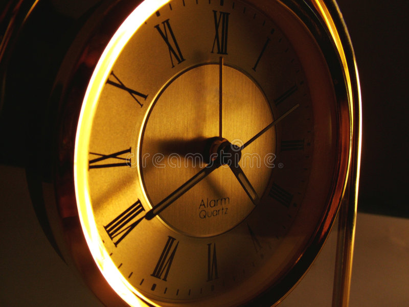 Time fading away royalty free stock photo