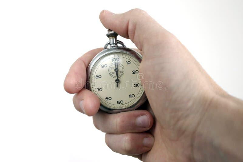 Time forward stock photo
