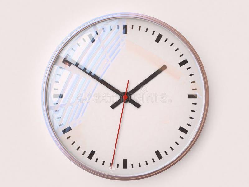 Download Time is gone stock illustration. Illustration of precision - 23876331
