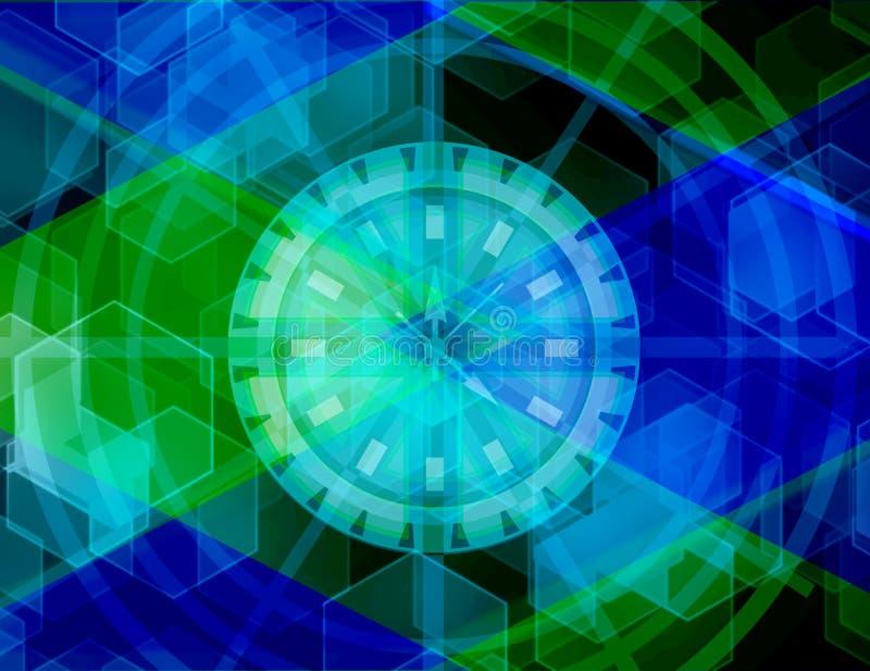 Download Time ilustration stock illustration. Image of time, chrome - 19441616