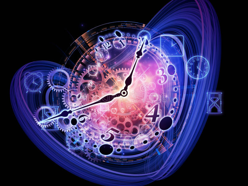 Download Time intervals stock illustration. Image of hurry, metaphor - 24375603