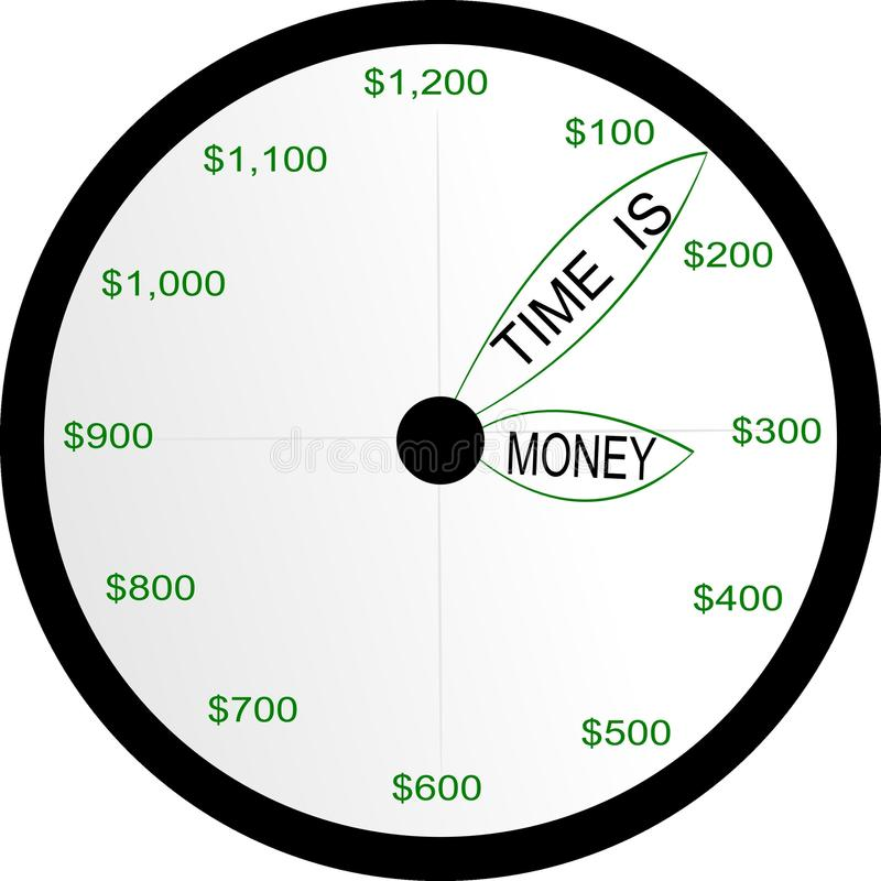 Free Time Is Money Stock Photo - 14877610