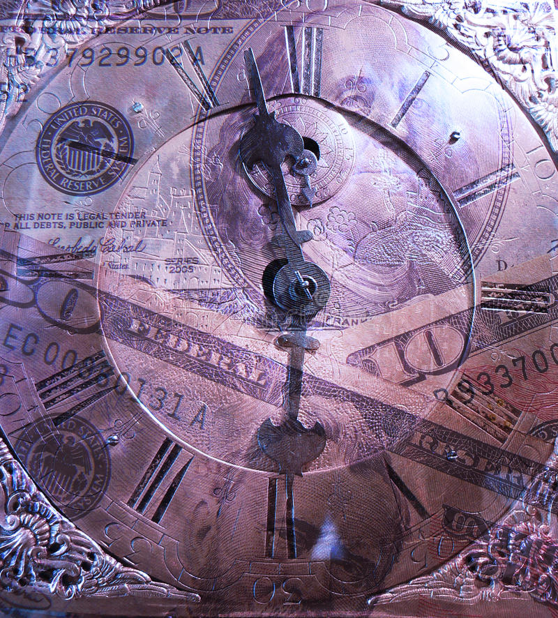 Free Time Is Money Stock Photo - 16096090