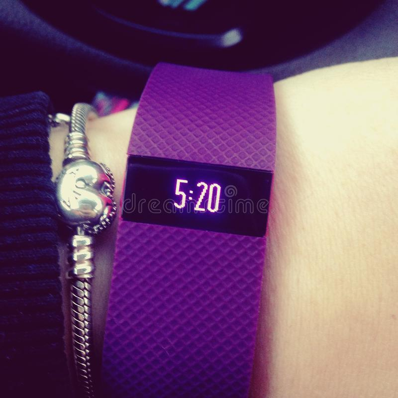 Time and Jewelry royalty free stock photography
