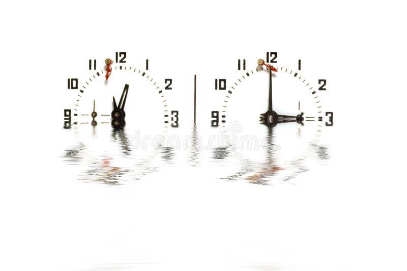 Time-keeper imagem de stock
