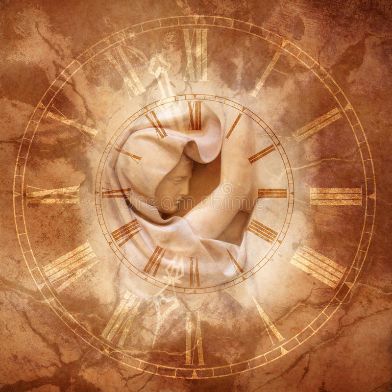 Download Time Lady stock photo. Image of life, impermanence, delusion - 36284882