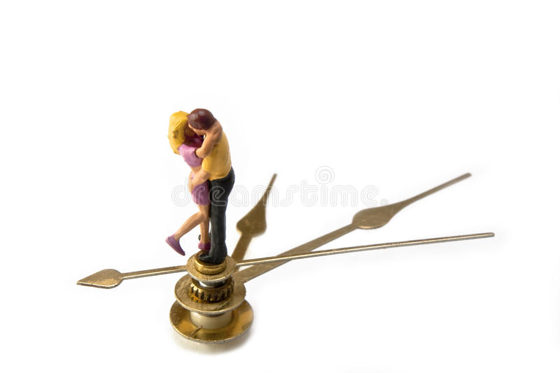 Time For Love Stock Photos