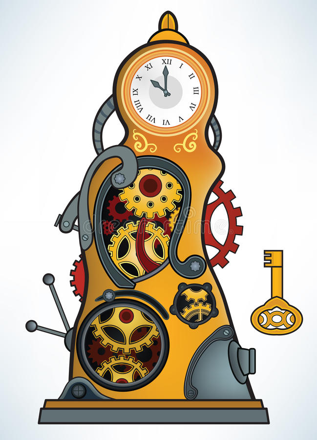 Download Time Machine Stock Images - Image: 27835754