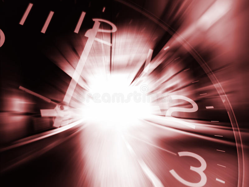Time machine royalty free stock images