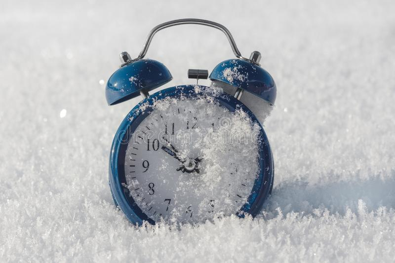 Time for magic. Freeze in place. stock photos
