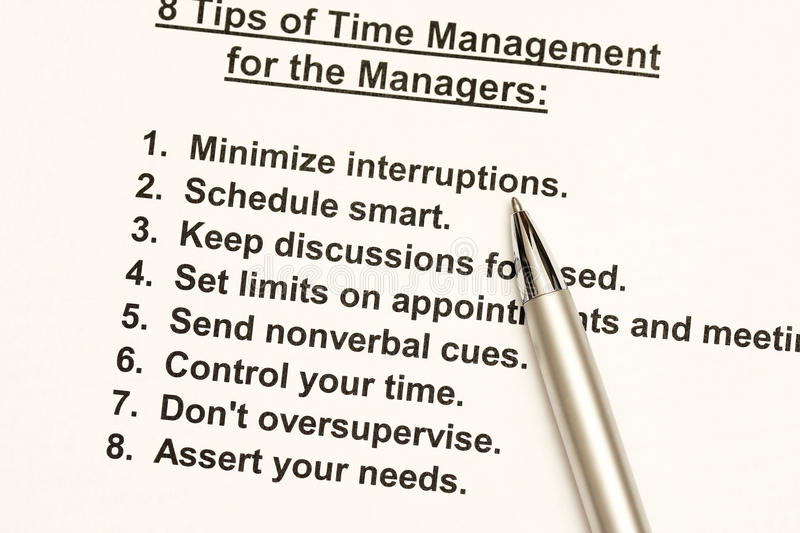 Download Time management stock image. Image of company, document - 10707543