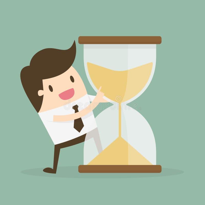 Time Management stock illustration