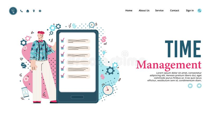 Time Management Banner Stock Illustrations 7 493 Time Management Banner Stock Illustrations Vectors Clipart Dreamstime