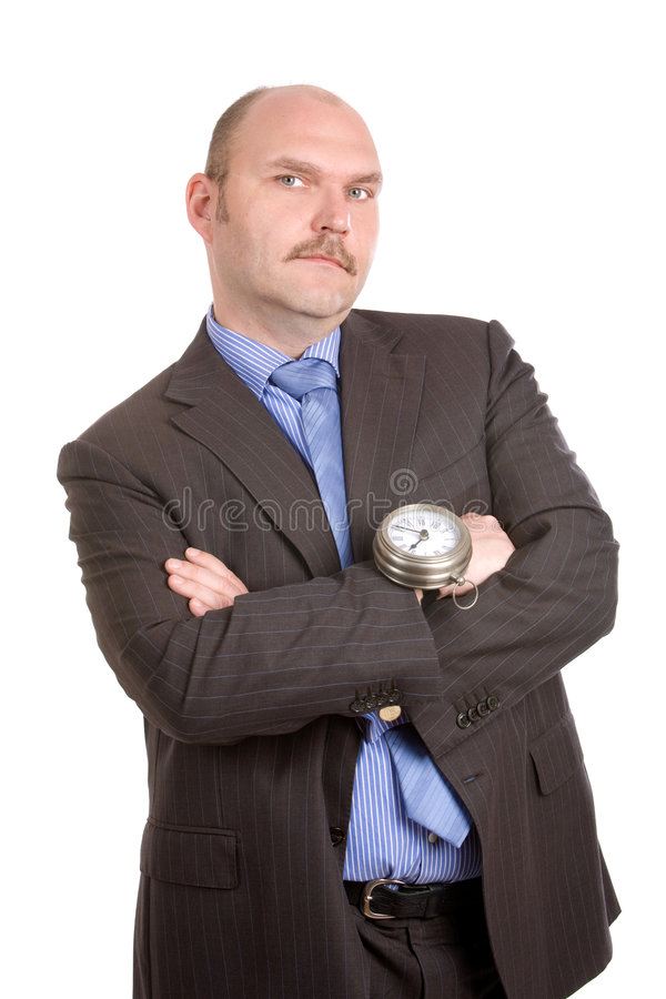 Time manager stock photography