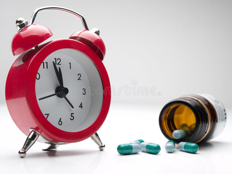 Download Time for the medicine stock image. Image of aspirin, capsule - 27325941