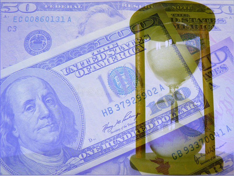 Download Time and money stock photo. Image of sandglass, earn - 16744450