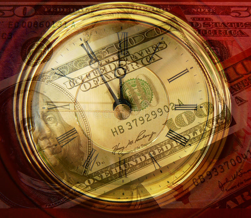 Download Time is money stock photo. Image of american, insurance - 16826214