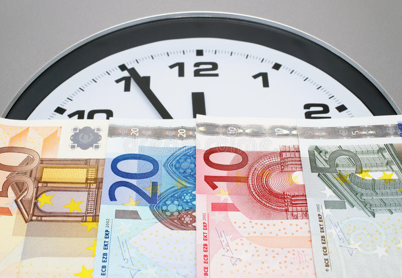 Download Time is Money stock image. Image of blue, europe, finance - 17197243