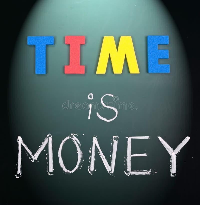 Download Time is money stock image. Image of money, billboard - 18869947