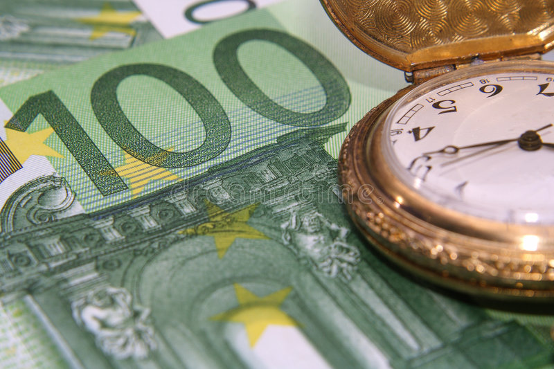 Download Time Is Money Stock Photo - Image: 196290