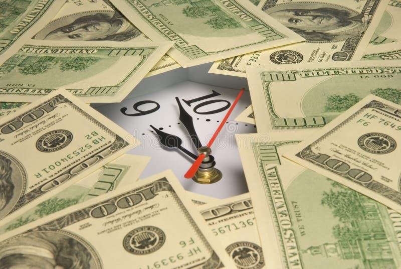 Time - money royalty free stock photo
