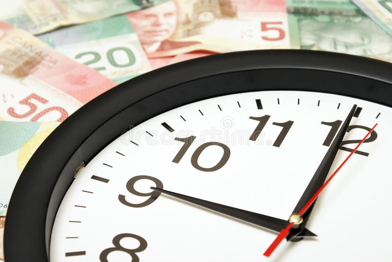 Download Time Is Money Stock Photo - Image: 23124410