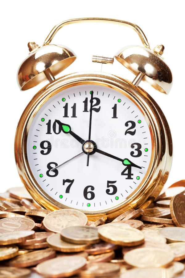 Download Time is money stock image. Image of minute, hour, idea - 24157789