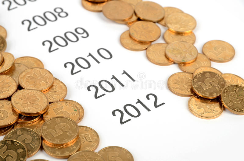 Download Time is money stock photo. Image of calendar, shiny, start - 24510732