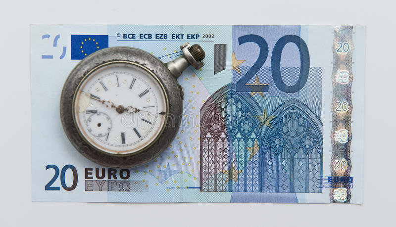 Download Time is money stock image. Image of debt, banking, bill - 25352179