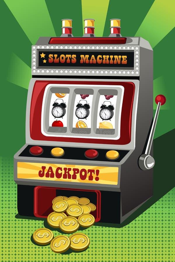 Download Time is money stock illustration. Illustration of machine - 26080337