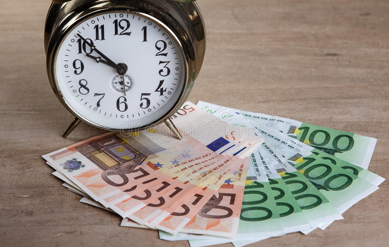 Download Time Is Money Stock Photos - Image: 27206483