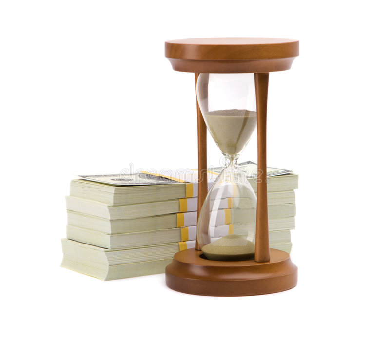Download Time Is Money Royalty Free Stock Photography - Image: 2733037