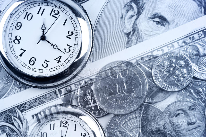 Download Time is money stock photo. Image of deadline, cash, income - 27955732