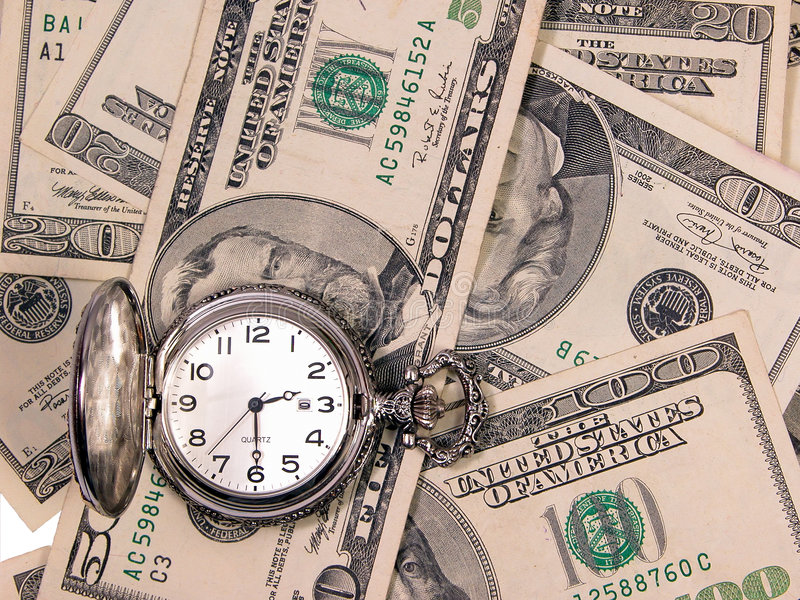Download Time & money stock photo. Image of hour, minute, second - 49414