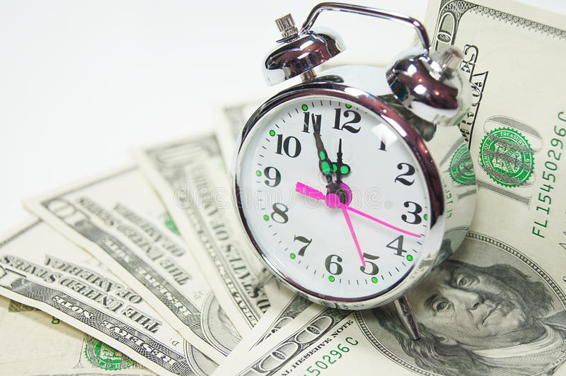 Download Time is money concept stock photo. Image of payment, commerce - 26015074