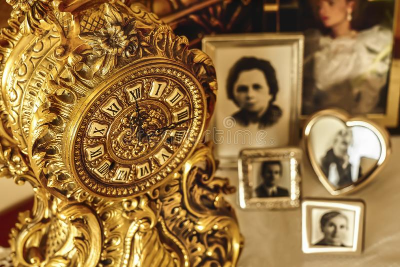 Time passes. The passing of time: An evocative image that symbolizes the passing of time ... It never stops and everything goes by, ages and passes stock photography
