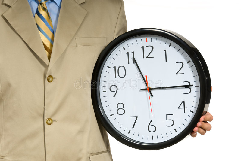 Time is passing royalty free stock photos