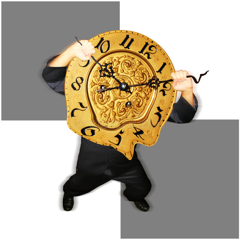 Time prisoner stock photo