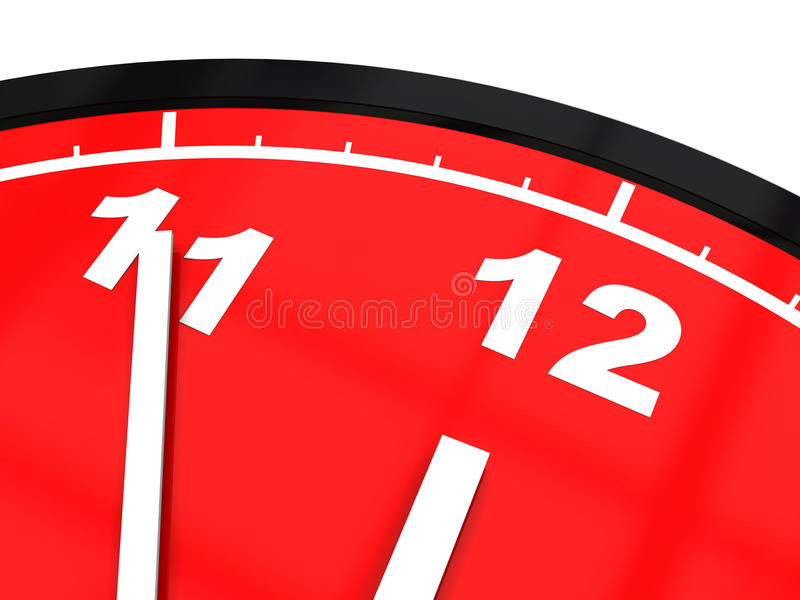Download Time running out stock illustration. Image of fast, hour - 9723381