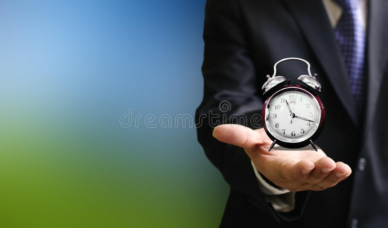 Time running out concept royalty free stock photos