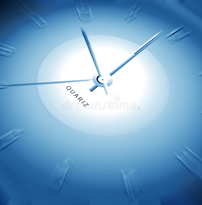Download Time & space stock illustration. Image of accuracy, golden - 3916265