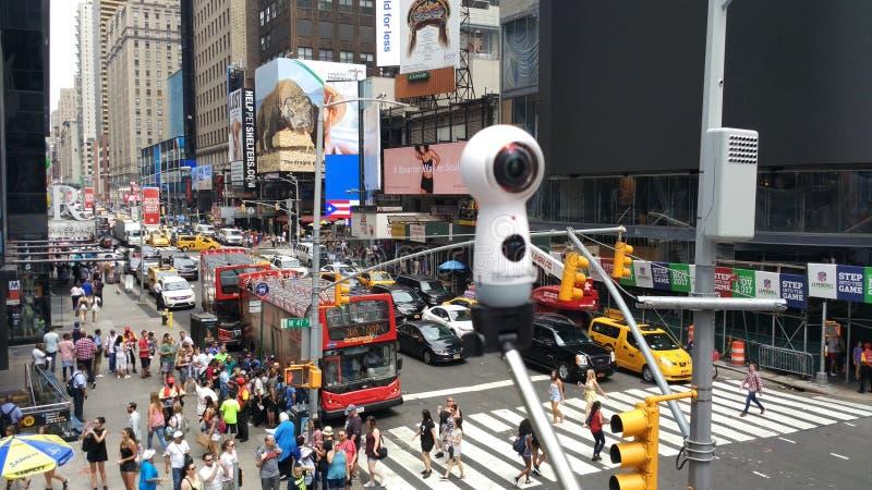 Time Square royaltyfri bild