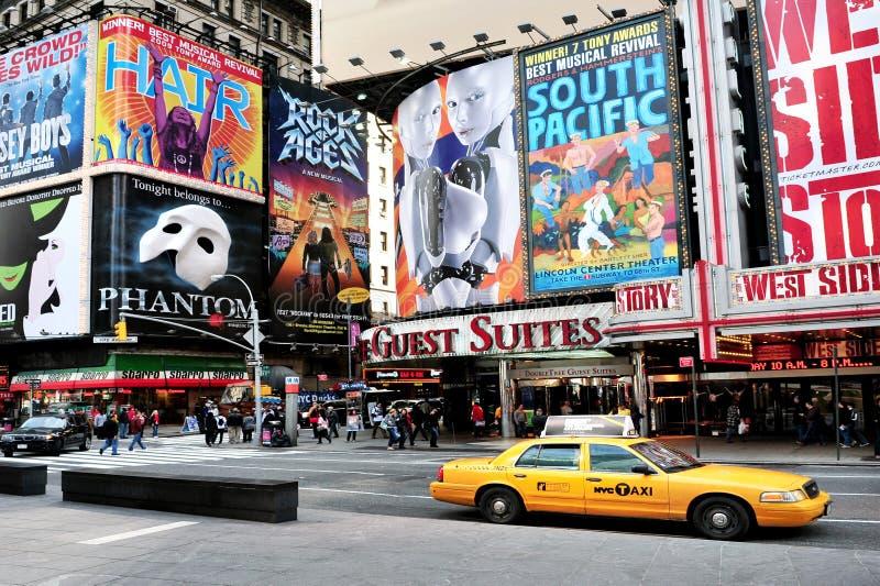 Time Square en Manhattan Nueva York