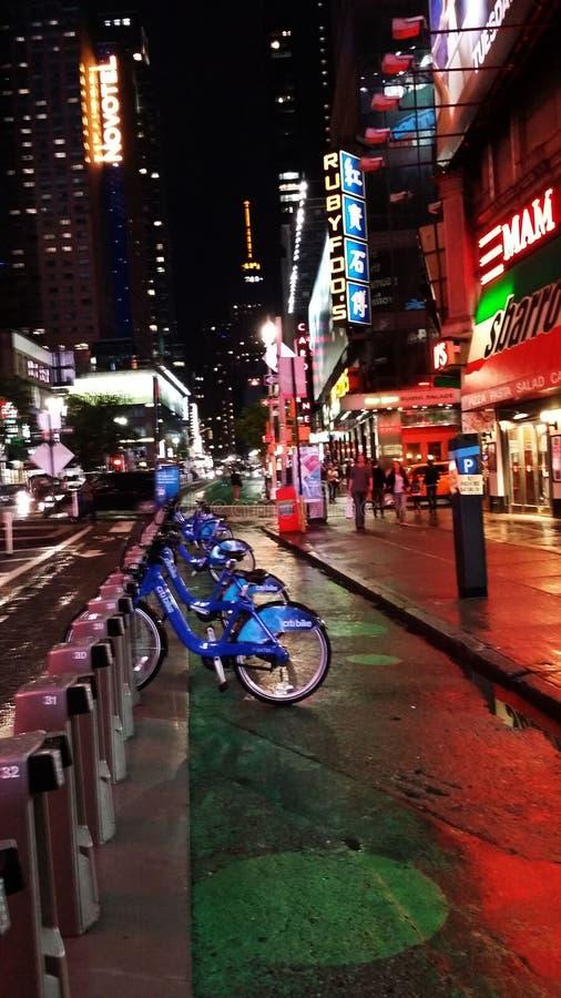 Time Square Ride stock photos