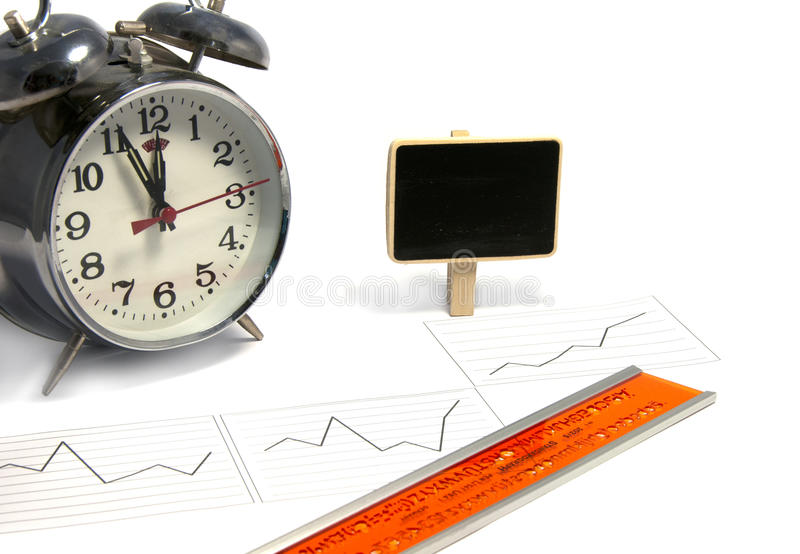 Download Time for success stock photo. Image of twelfe, business - 25529396