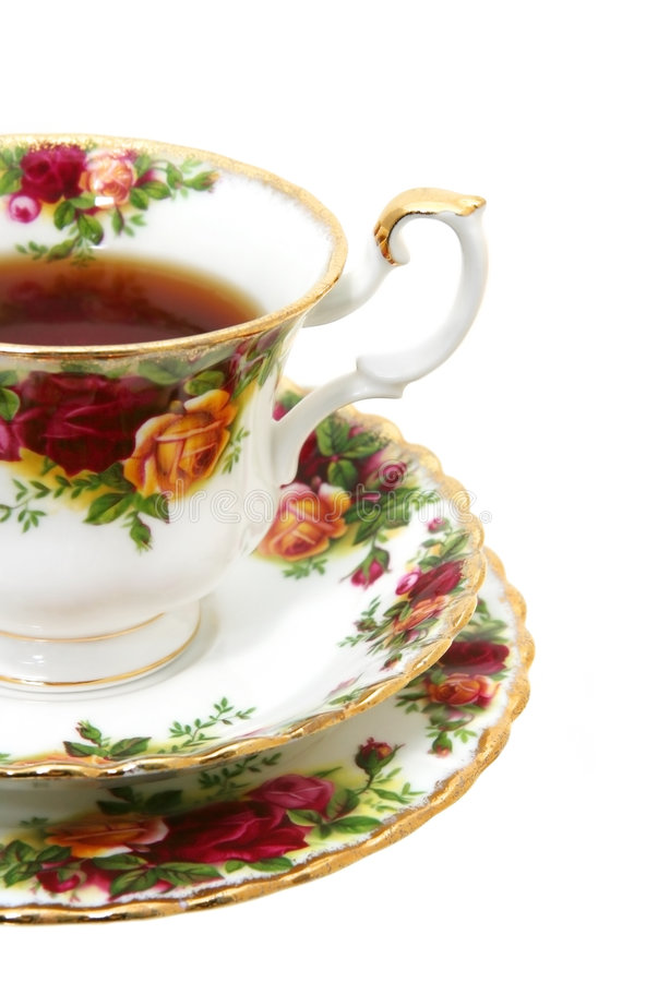 Time for Tea royalty free stock image