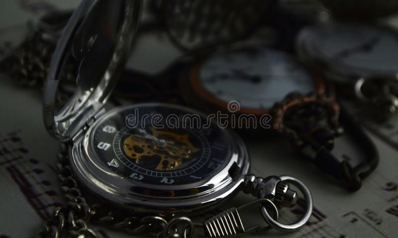 Time Tells No Lie stock images