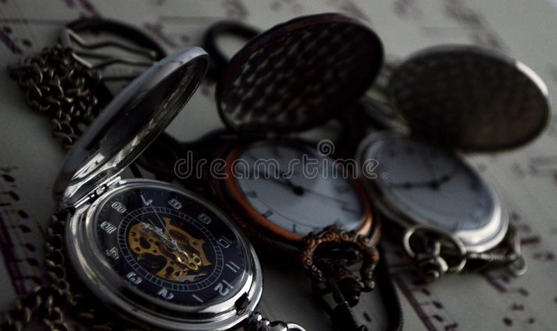 Time Tells No Lie royalty free stock photography