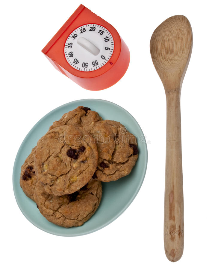Download Time to Bake Cookies stock photo. Image of path, isolated - 14493064