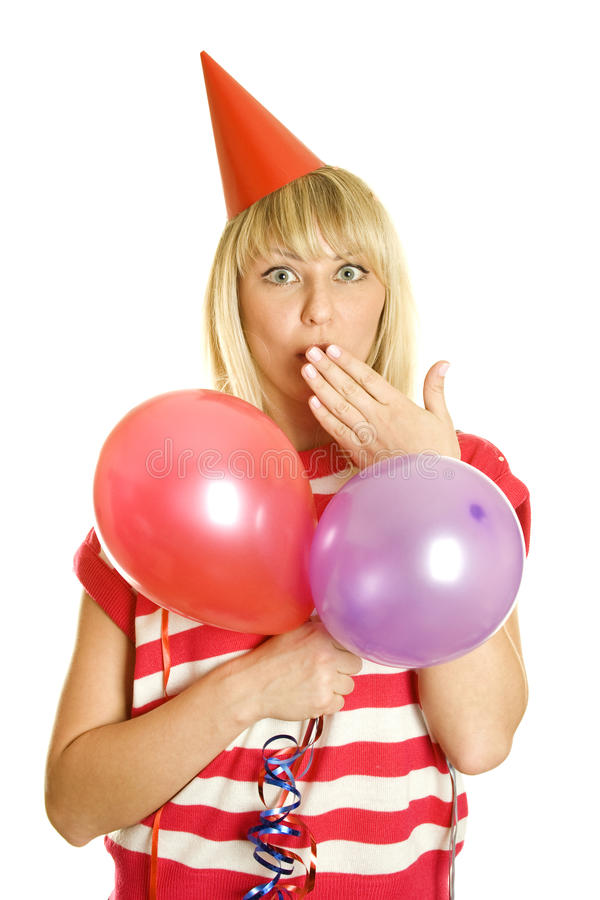It is time to celebrate? royalty free stock images